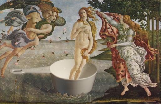 Venus in deciliter