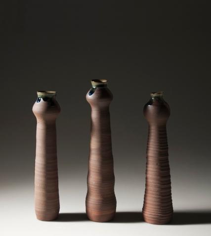 Höga vaser